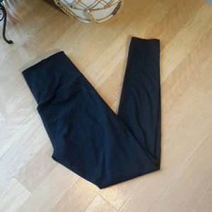 GIRLFRIEND COLLECTIVE | High Waisted Black Legging
